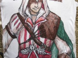 Ezio Shirt by SavedChicken