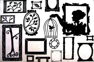Picture Wall Postcard by AgarthanGuide