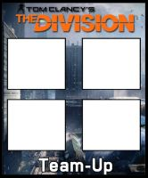 'Tom Clancy's The Division' Team-Up Template by Archangel470