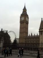 ~London's Big Ben~ by LethalWeapon07