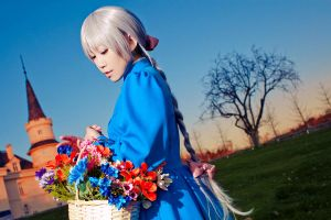 Howl's Moving Castle - With me by Sakina666