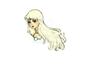 LU: Lady Amalthea by rotraud