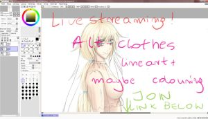 Livestream [OFF] by Noire-Ighaan