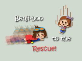 Benji-Boo to my Rescue by dancefever92