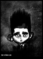 ParaNorman/Eraserhead by Dandy-Jon