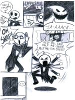 Jack Loses it by dreamer45