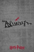 Harry Potter - Always Poster by miserym