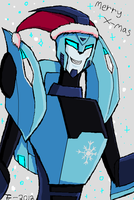 merry Blurr by Primeval-Wings