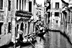 Grande Canale by Artcll
