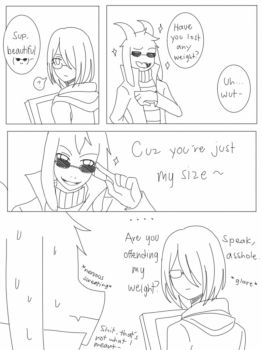 when you tryin to be be smooth af but you fail by CNeko-chan