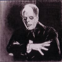 Phantom of the Opera portrait by ArtNomad