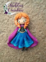 Anna Polymer Clay by Nakihra