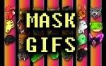 Hotline Miami Animated Mask Icons by Dan-The-Gir-Man
