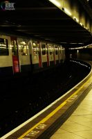 London Underground by Kaptured-by-Kirsty