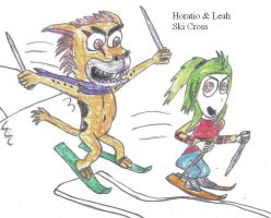 Winter Olympic Challenge 2 by Crash-the-Megaraptor