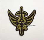 Sword Crest Patch by Serenity-Sama