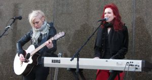 Indica, acoustic gig @ Kotka 2013 06 by Wolverica