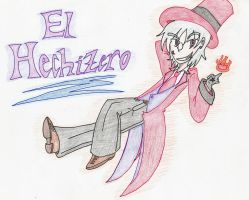 El Hechizero by art1st-guy