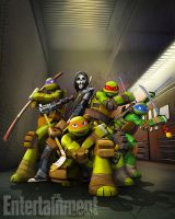 Teenage-Mutan-Ninja-Turtles- New Episodes! by Mikichan17