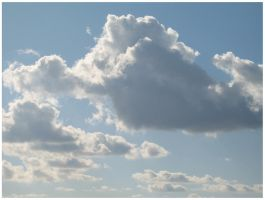Clouds In Sunny Day by koshadesing