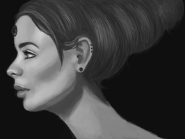 Profile Practice by AlexPoser