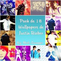 Pack de Wallpapers de Justin Bieber by MeeL-Swagger
