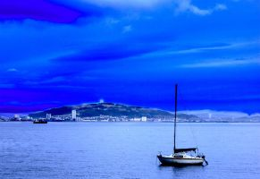 Mumbles Boat - Swansea by Taiprevail155