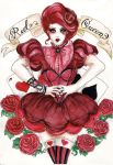 Red Queen by koffinkandy