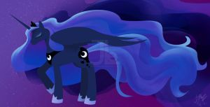 Princess of the Night by JoelletheNose