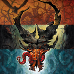 The Triptych by MonsterPanHead