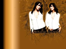 Mandy Moore Wallpaper by ConnieChan