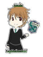 Pottermore ID for Aleude by ayochan