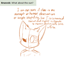 Ask the Devivs: Sun by SmilehKitteh