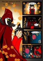 After War HALLOWEEN SPECIAL with RWBY  (re-update) by MantarWolf