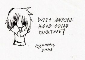 Have Any Duck Tape? by animelover12281