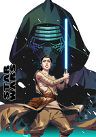 Star Wars by Nib2T