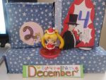 Sailor Moon Christmas Eve count down by silvermoonmagic