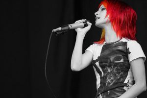 Hayley Williams by P-edr0