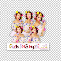 Pack PNG Hyeri by pomzwon01