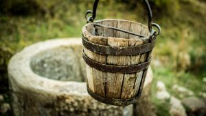 Old Well by PJohnny