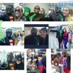 Baltimore Comic Con Selfie compilation by Leck-Zilla