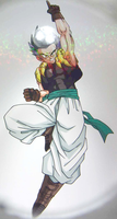 Official GT Gotenks art by SuperShadiw1010
