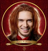 Godric Gryffindor by Lilta-photo