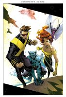 Last X-Factor Forever Cover by urban-barbarian