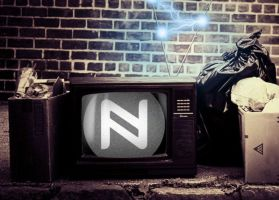 Namecoin Trash TV by Namecoin