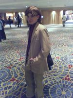 Togusa from Ghost In The Shell (MomoCon 2012) by Zel-Holt