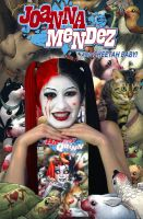 Harley Quinn #2 Cover Homage with Cheetah Baby by thejoannamendez