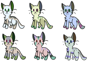 New Adopts OPEN - SALE by alicesstudio