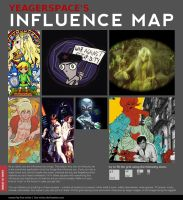 Yeagerspace's Influence Map. by yeagerspace