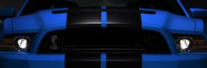 Shelby GT500 Dual Wallpaper by TigerCat-hu